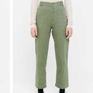 NWT Urban outfitters green pants